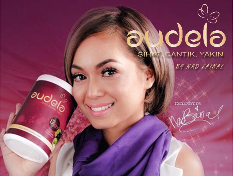 Audela Beauty and Halal Health Supplement