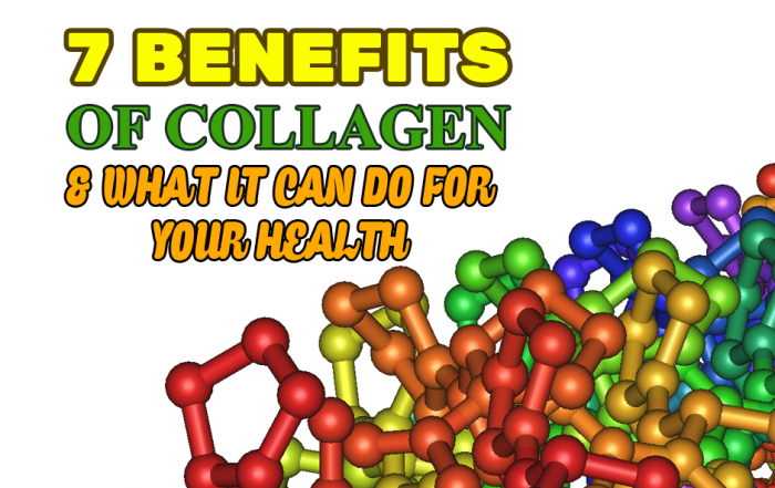 7 Benefits of Collagen