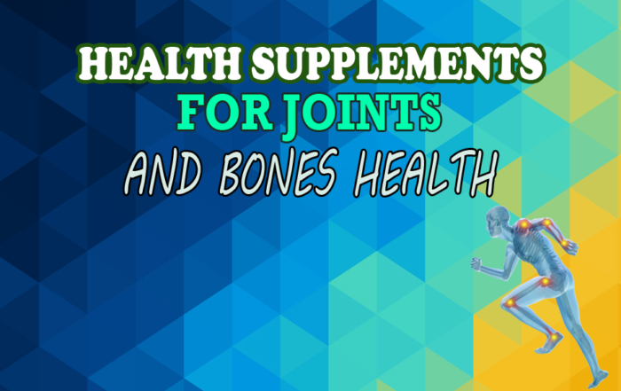 Joints Health Supplements