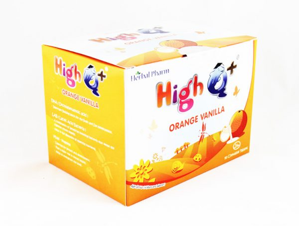 Herbal Pharm HighQ+ Chewable Tablets - Halal Health Supplements