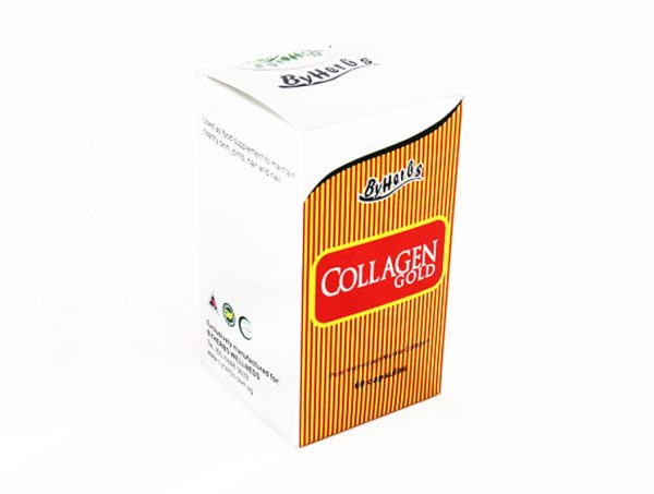 ByHerbs Collagen Gold - Halal Health Supplements