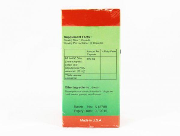 Vitta Pharms BP Control - Halal Health Supplements