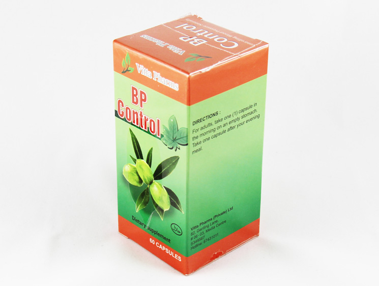 Vitta Pharms BP Control - Halal Health Supplements