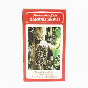 Sarang Semut - Halal Health Supplements