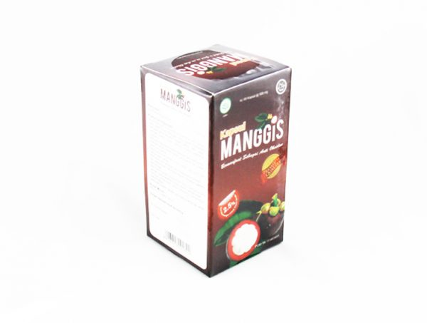 Mangosteen Capsules - Halal Health Supplements