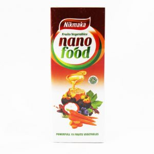 Nikmaka Fruits & Vegetables Nano Food - Halal Health Supplements