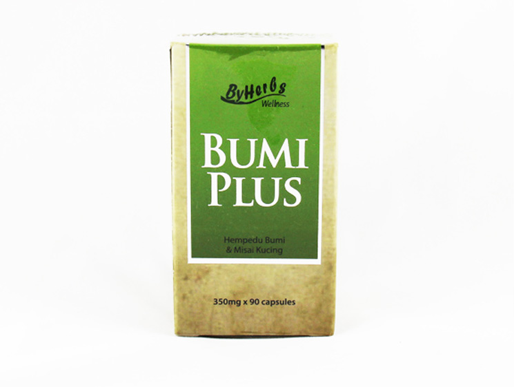 ByHerbs Bumi Plus - Halal Health Supplements