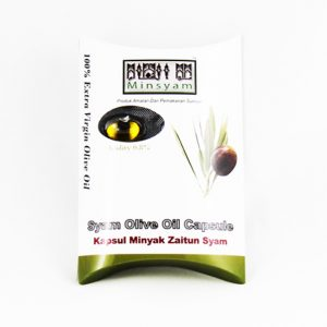 Min Syam Olive Oil Capsule - Halal Health Supplements