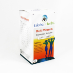 Global Herbs Multi Vitamin - Halal Health Supplements