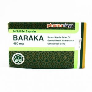 Baraka Nigella Sativa (Habbatus Sauda) Oil - Halal Health Supplements