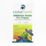 Global Herbs Habbatus Sauda + Pegaga - Halal Health Supplements