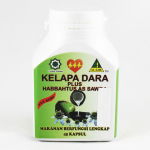 Virgin Coconut Oil + Habbatus Sauda - Halal Health Supplements