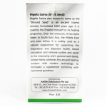 Global Herbs Habbatus Sauda Super Gold - Halal Health Supplements