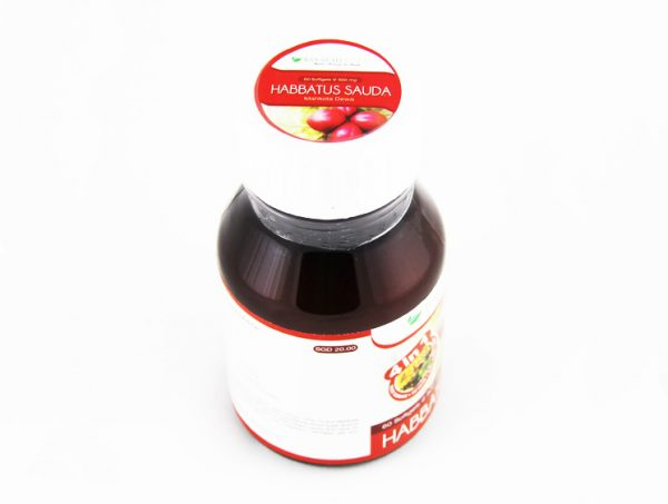 Habbatus Sauda (Nigella Sativa) + Mahkota Dewa - Halal Health Supplements