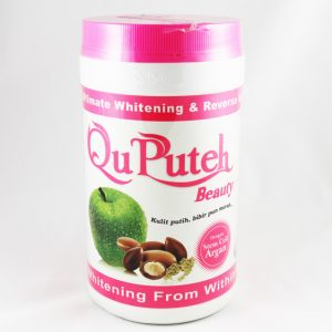 Qu Puteh - Halal Health Supplements