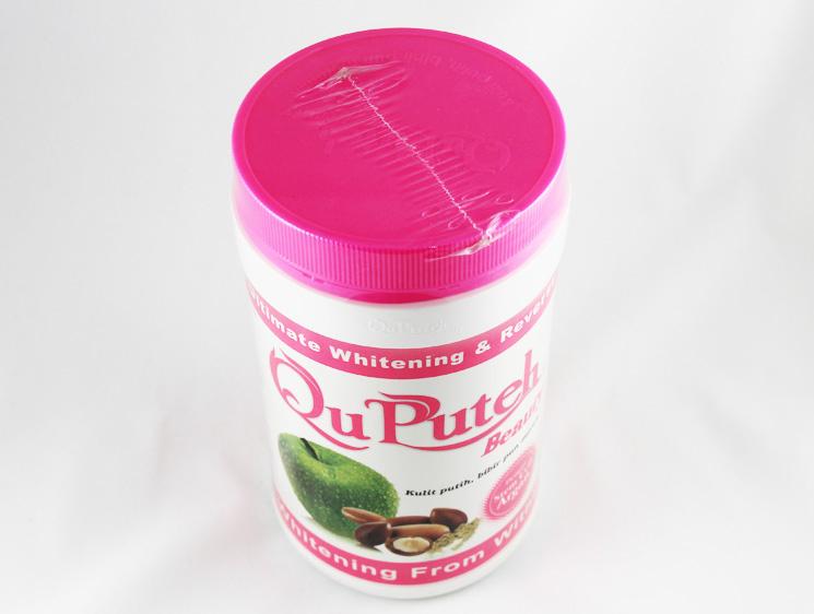 Qu Puteh Halal Health Supplements