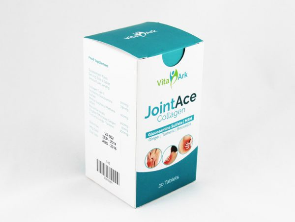 Vita Ark Joint Ace Collagen - Halal Health Supplements