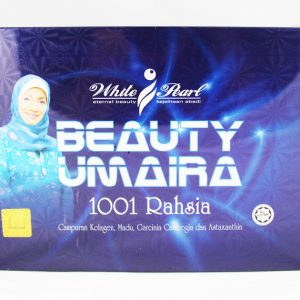 White Pearl Beauty Umaira - Halal Health Supplements