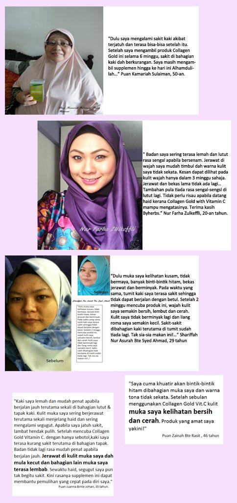 Testimonial HealthSupplements.sg