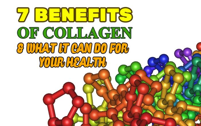 7 Benefits of Collagen