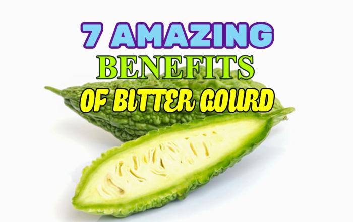 Bitter Gourd Benefits