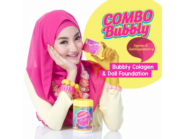 AuraWhite Bubbly Collagen for Teenage Girls
