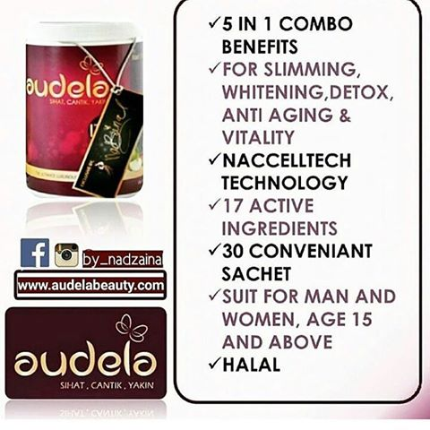 Audela Beauty and Health Supplement