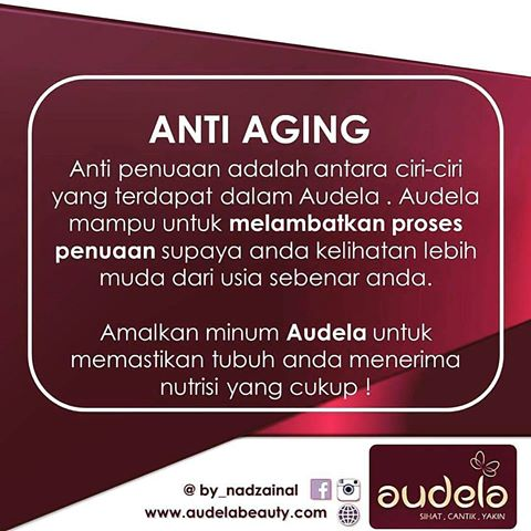 Audele Health and Beauty Supplement