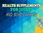 Joints Health Supplements that are Halal