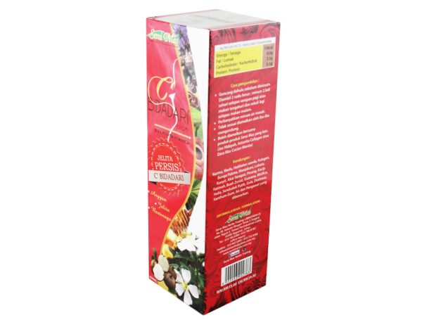 Serai Mas Bidadari Juice - Halal Health Supplement for women