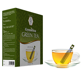 Gymnema Green Tea - Halal Health Supplements