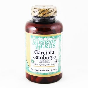 Garcinia Cambogia - Halal Health Suppleements