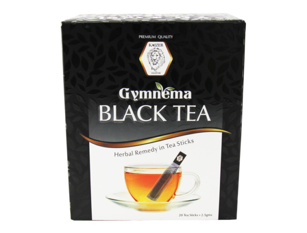 Gymnema Black Tea - Diabetic Support