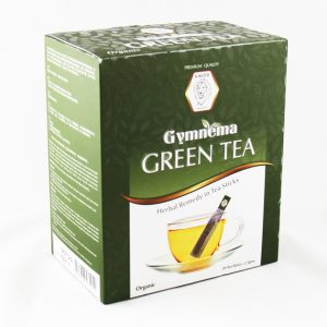 Gymnema Organic Green Tea - Halal Health Supplements